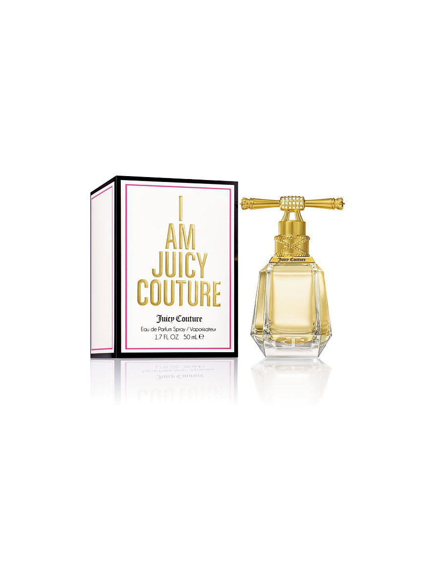 Парфюмерная вода Juicy Couture I Am Juicy Couture Парфюмерная вода, 50мл givenchy hot couture парфюмерная вода 50 мл