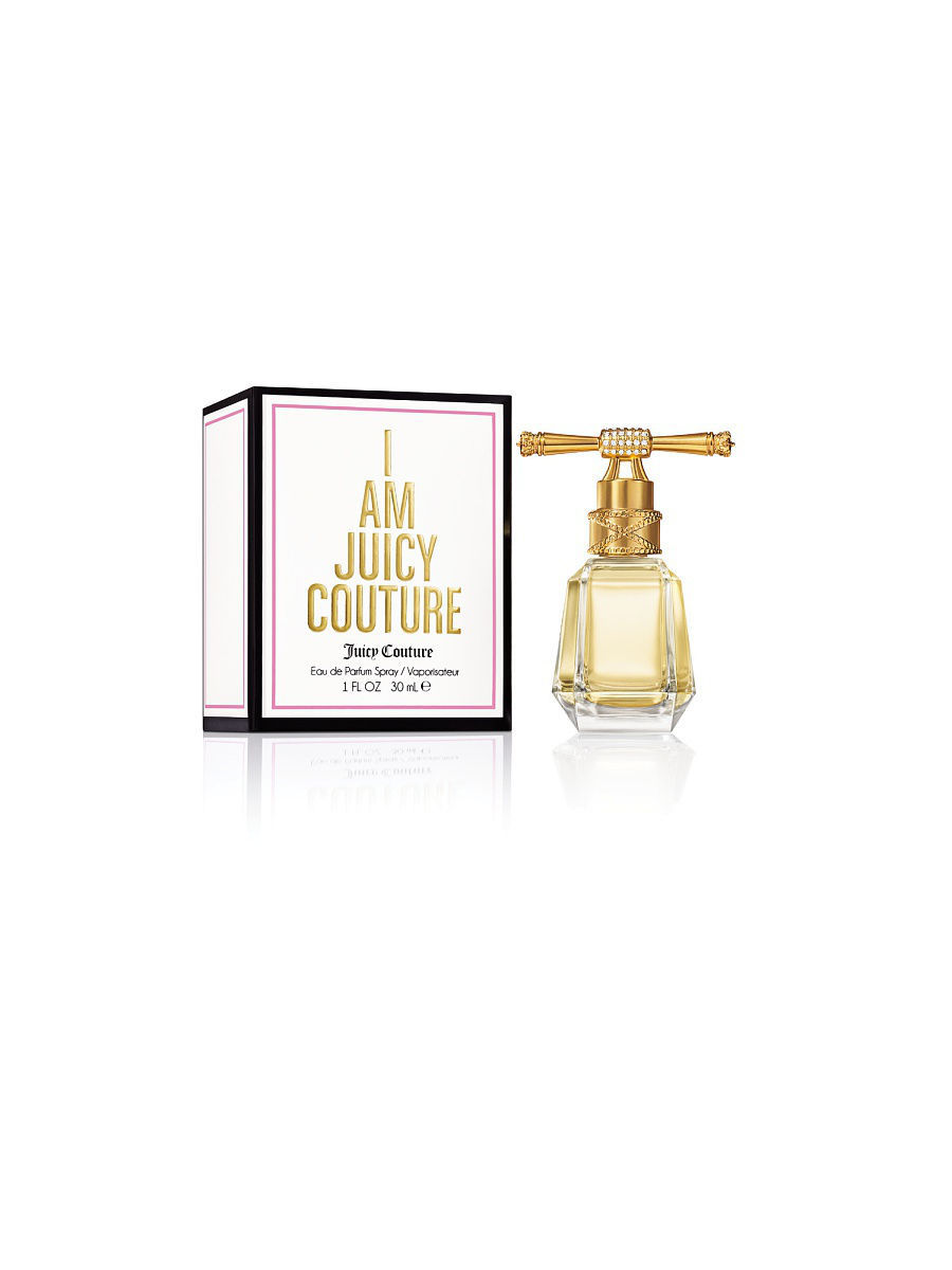 Парфюмерная вода Juicy Couture I Am Juicy Couture Парфюмерная вода, 30мл givenchy hot couture парфюмерная вода 50 мл