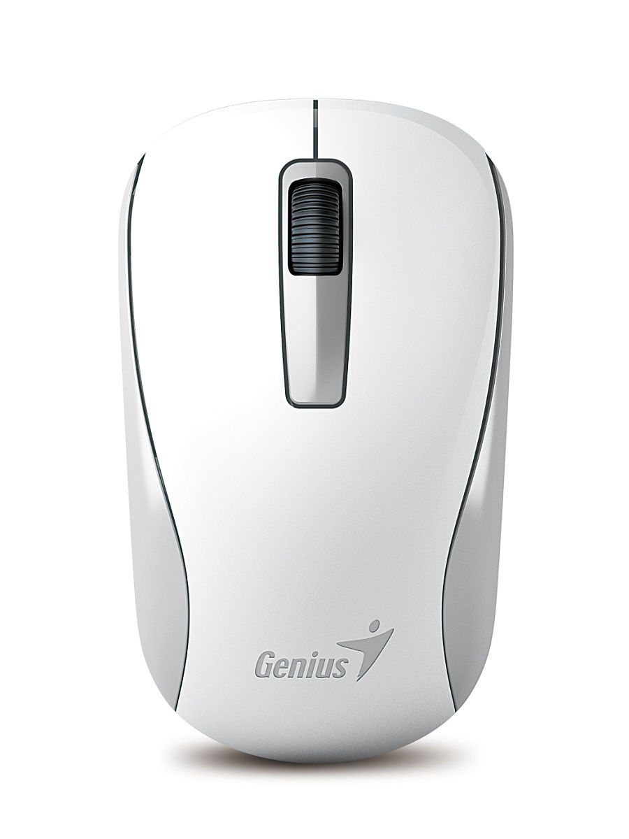 Мыши GENIUS Мышь Wireless BlueEye NX-7005 White genius dx 150x