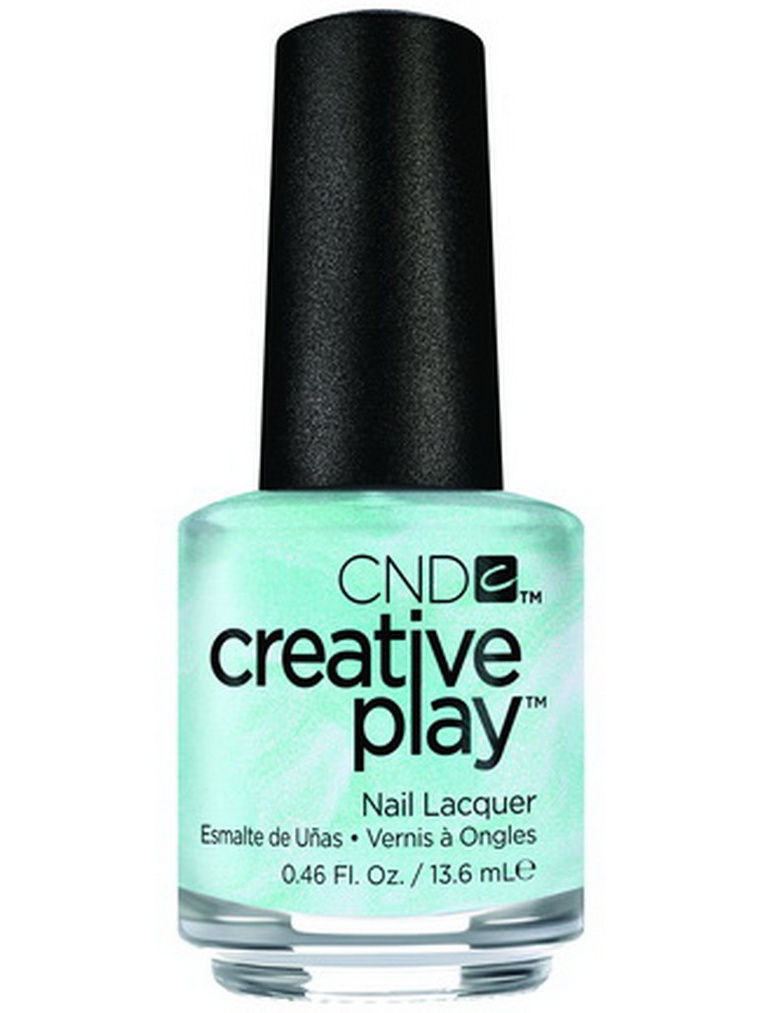 Лаки для ногтей CND Лак для ногтей CND 91107 Creative Play # 436 (Isle Never Let You Go), 13,6 мл cnd лосьон creative scentsations wildflower
