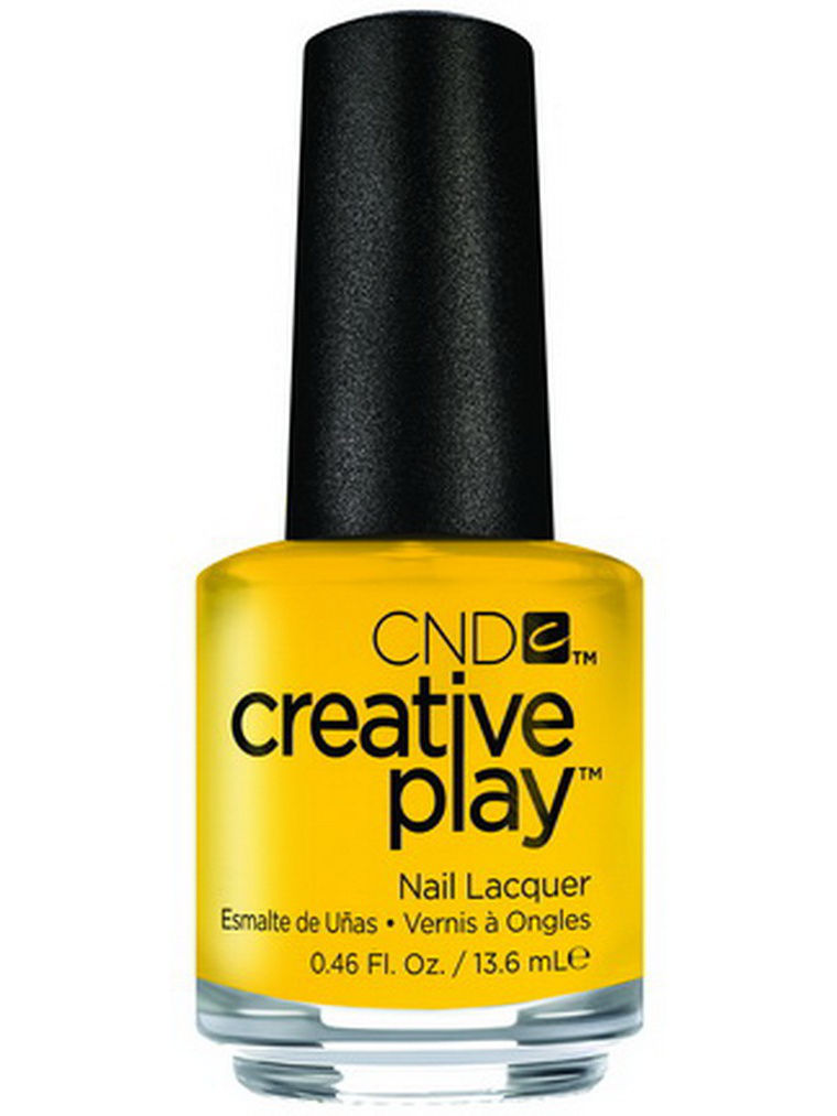 Лаки для ногтей CND Лак для ногтей CND 91133 Creative Play # 462 (Taxi, Please), 13,6 мл cnd лосьон creative scentsations wildflower