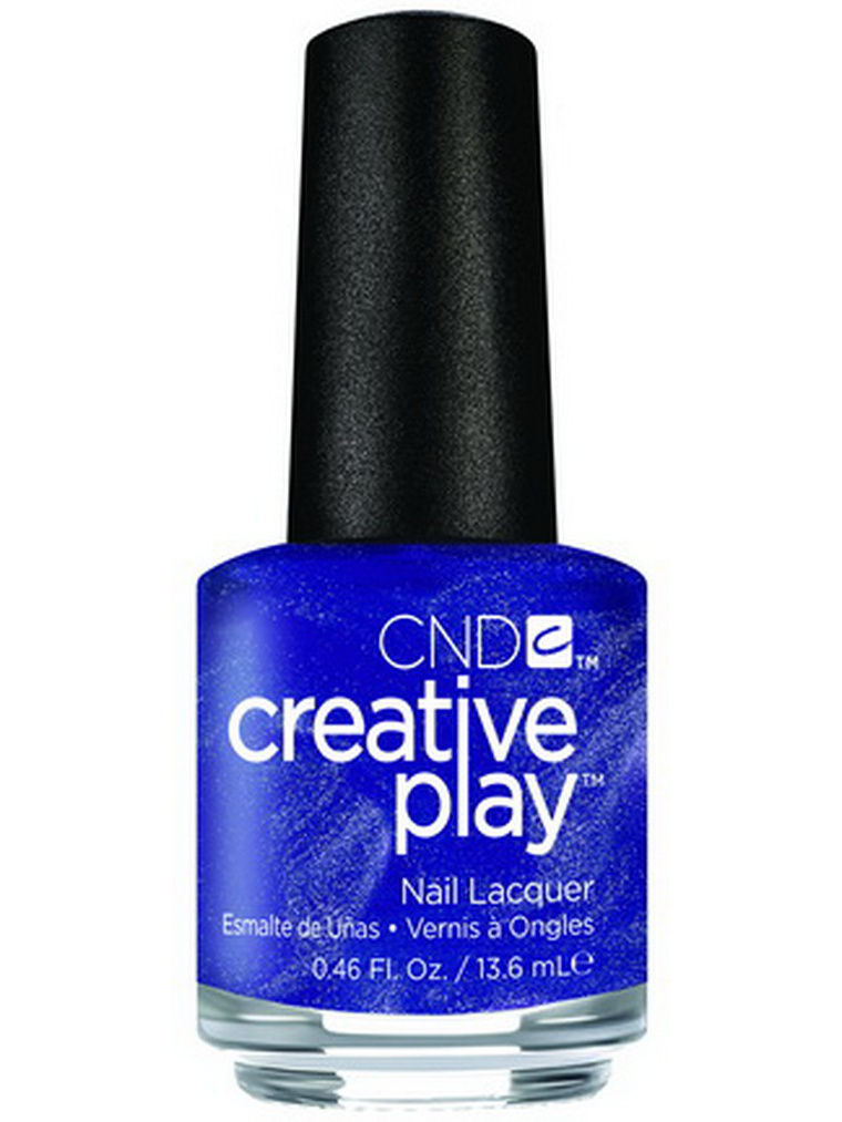 Лаки для ногтей CND Лак для ногтей CND 91140 Creative Play # 469 (Viral Violet), 13,6 мл cnd лосьон creative scentsations wildflower