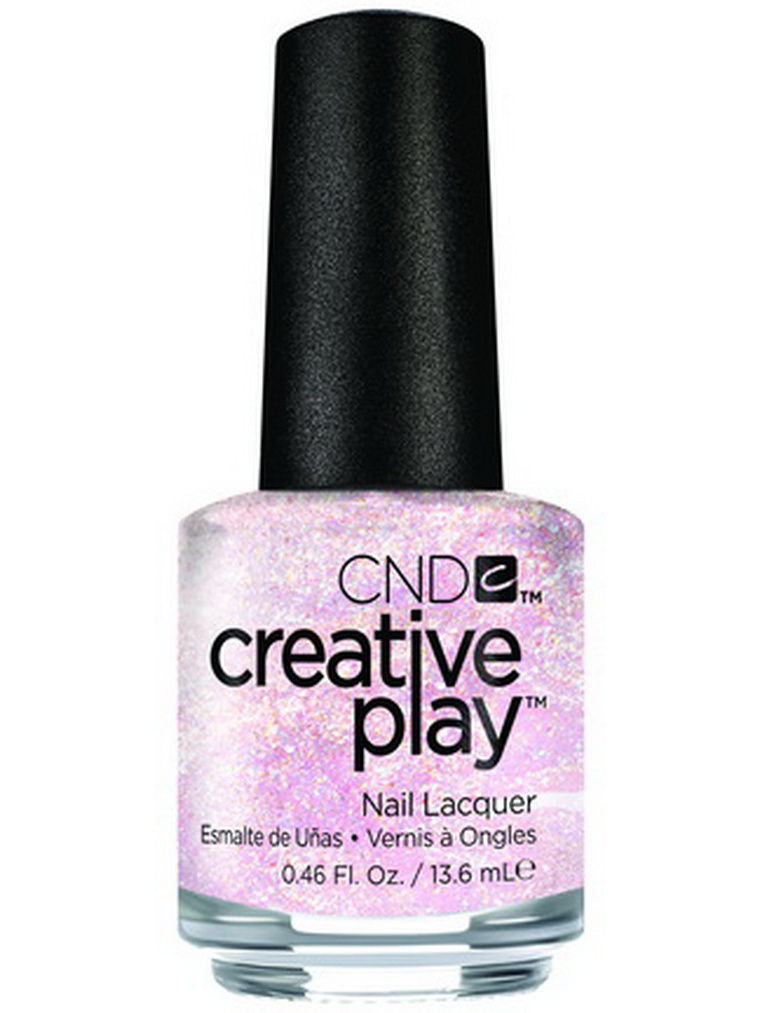 Лаки для ногтей CND Лак для ногтей CND 91148 Creative Play # 477 (Tutu Be Or Not To Be), 13,6 мл cnd лосьон creative scentsations wildflower