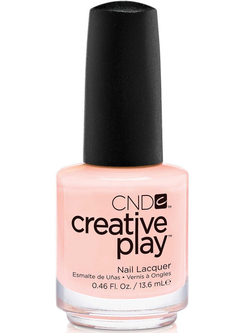 Лаки для ногтей CND Лак для ногтей 91542 Creative Play # 491 (CANDYCADE), 13,6 мл (Play Land Collection) cnd лосьон creative scentsations wildflower