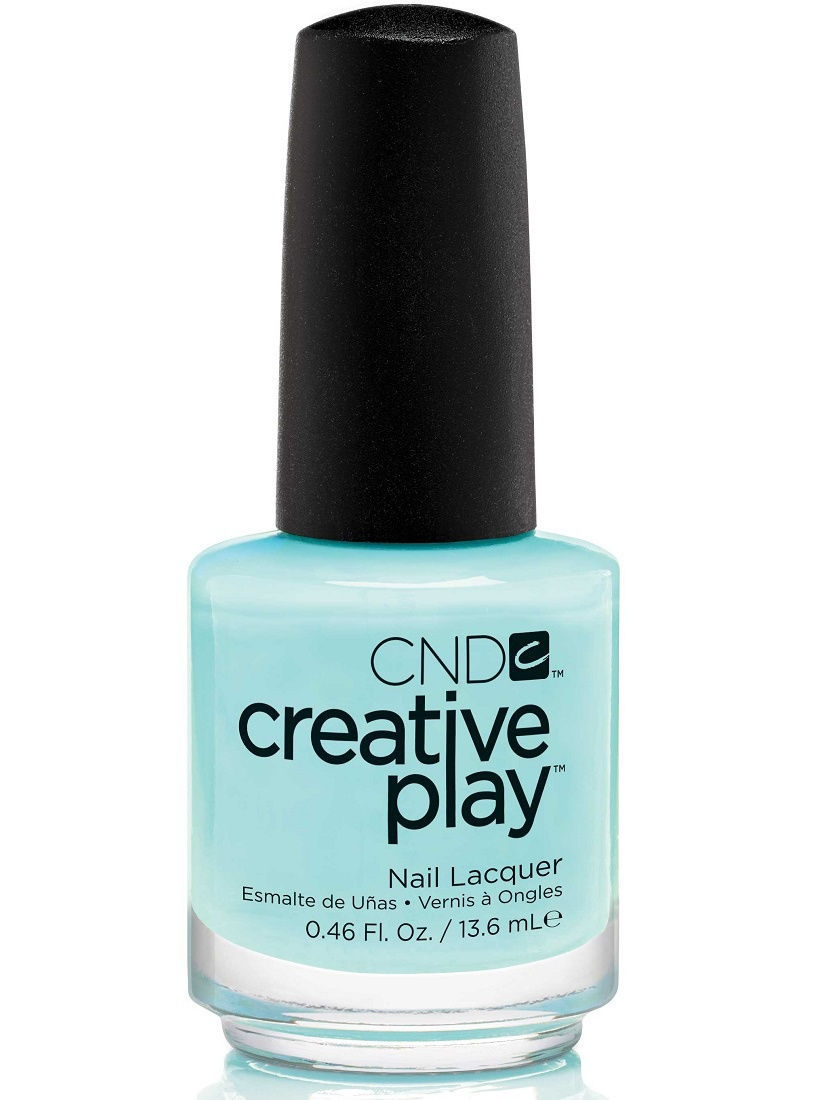 Лаки для ногтей CND Лак для ногтей 91544 Creative Play # 493 (AQUASLIDE), 13,6 мл (Play Land Collection) ttr250 piston