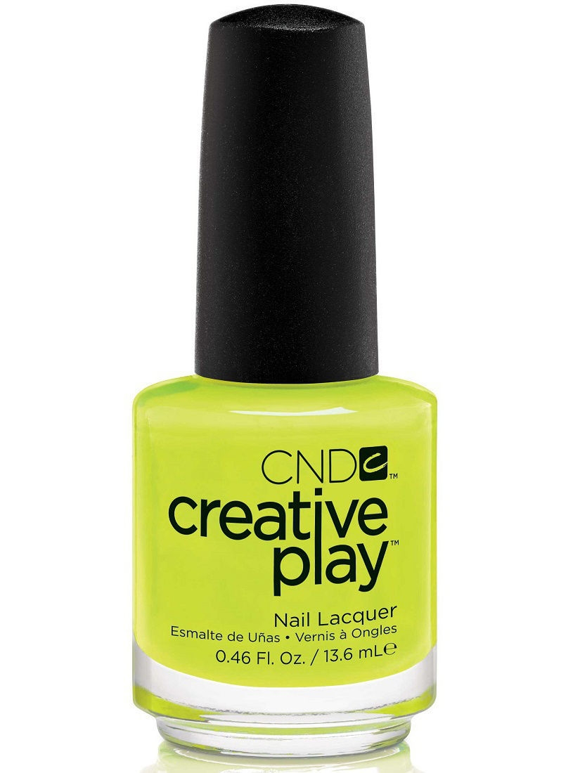 Лаки для ногтей CND Лак для ногтей 91545 Creative Play # 494 (CAROU-CELERY), 13,6 мл (Play Land Collection) карта памяти kingston 8g 8gtf tf8g