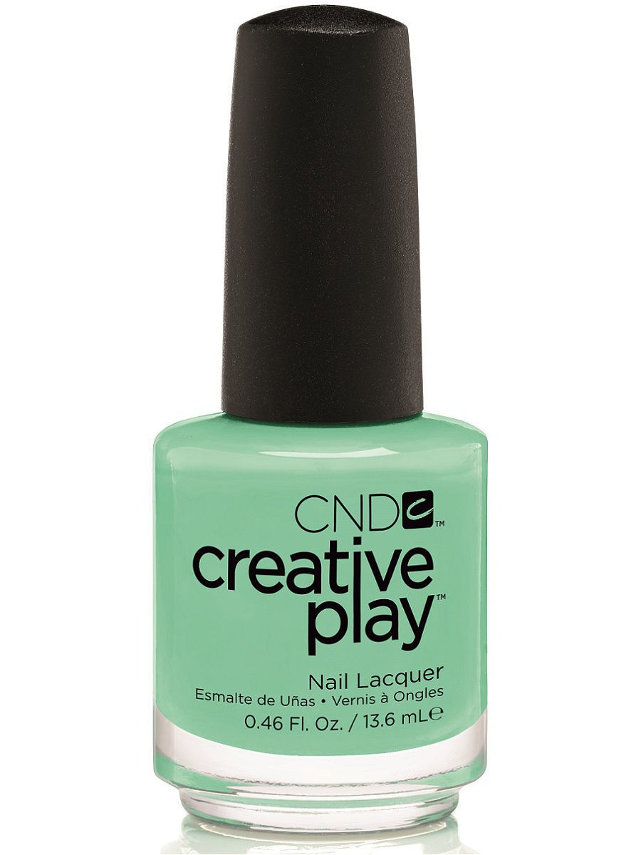 Лаки для ногтей CND Лак для ногтей CND 91625 Creative Play # 501 (Shady Palms) 13.6 мл cnd лосьон creative scentsations wildflower