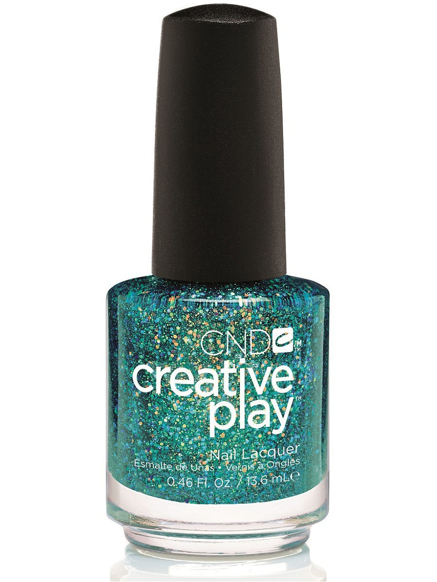 Лаки для ногтей CND Лак для ногтей CND 91626 Creative Play # 502 (Express Ur Em-Oceans) 13,6 мл cnd лосьон creative scentsations wildflower