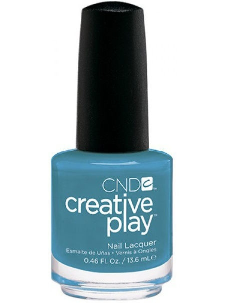 Лаки для ногтей CND Лак для ногтейCND 91627 Creative Play # 503 (Teal The Wee Hours) 13,6 мл the wee free men