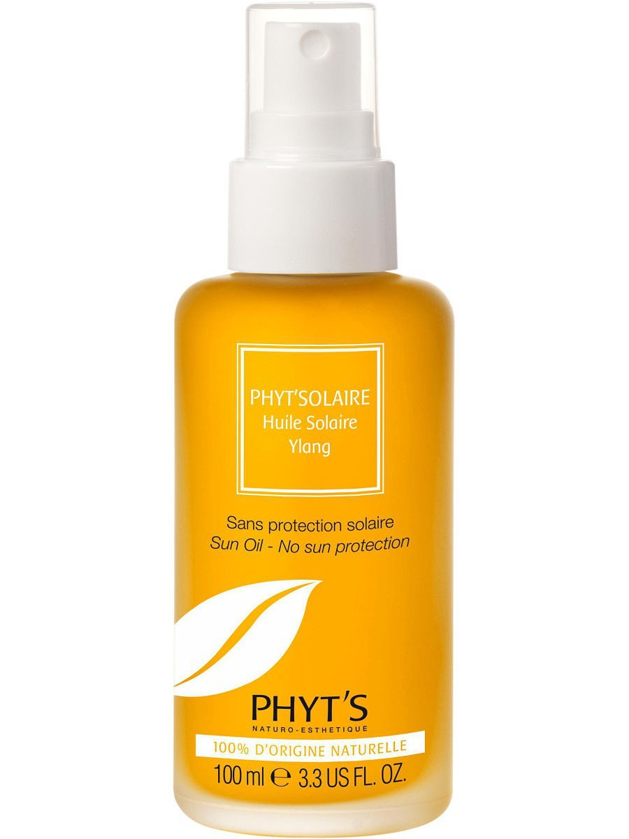 Масла PHYT'S Масло Солер Иланг HUILE SOLAIRE YLANG 100 мл PHYTS 131 масло therme ylang ylang взбитое для тела
