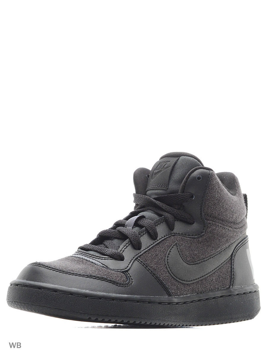 Сникеры Nike Сникеры COURT BOROUGH MID SE (GS) nike court borough mid nike