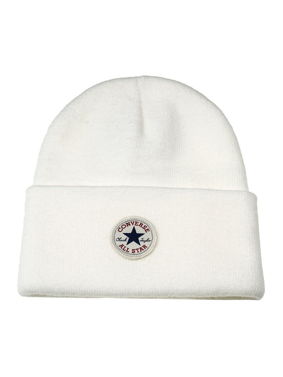 Шапки Converse Шапка TALL CUFF WATCHCAP KNIT шапка twisted waffle knit beanie converse