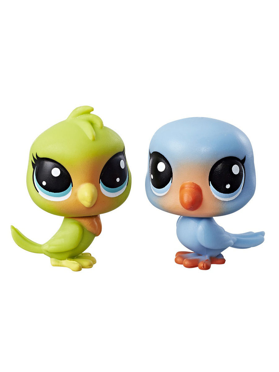 Игровые наборы Littlest Pet Shop Набор два пета фартук littlest pet shop