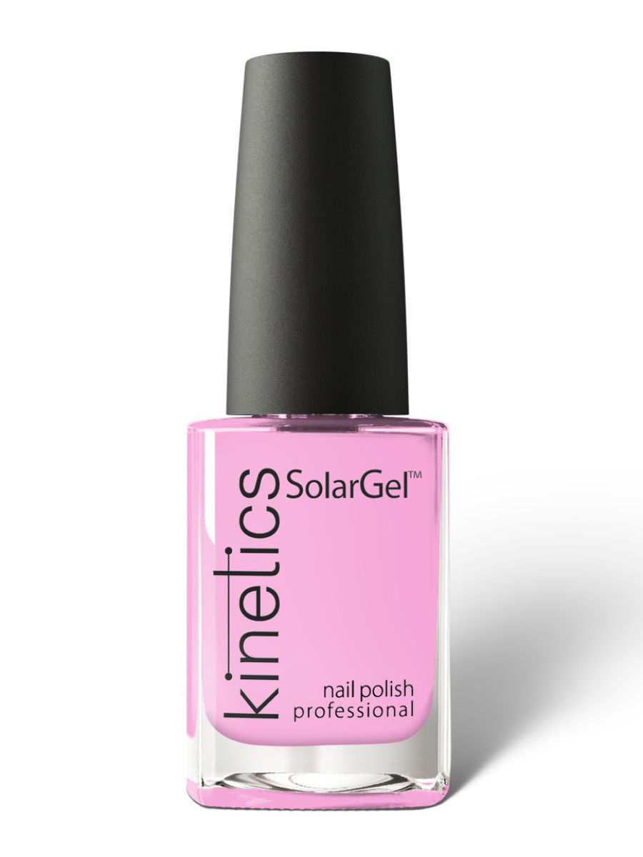 Лаки для ногтей Kinetics Профессиональный лак SolarGel Polish 15 мл, тон № 381 Ready, Set, Snow, Kinetics kinetics гель лак shield 11 мл тон 318