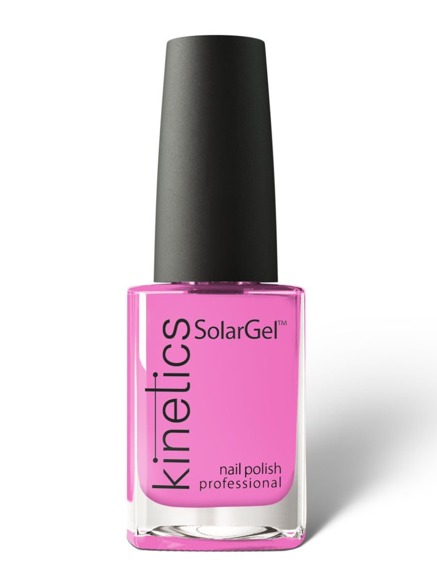 Лаки для ногтей Kinetics Профессиональный лак SolarGel Polish 15 мл, тон № 382  Ice Breaker, Kinetics kinetics гель лак shield 11 мл тон 318