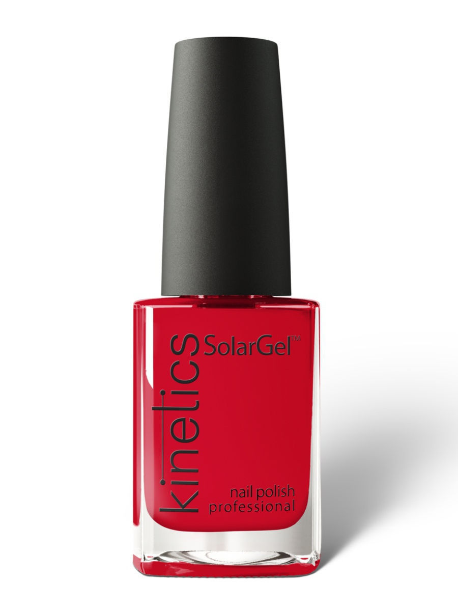Лаки для ногтей Kinetics Профессиональный лак SolarGel Polish 15 мл, тон № 383 Nothing But Love, Kinetics kinetics гель лак shield 11 мл тон 318