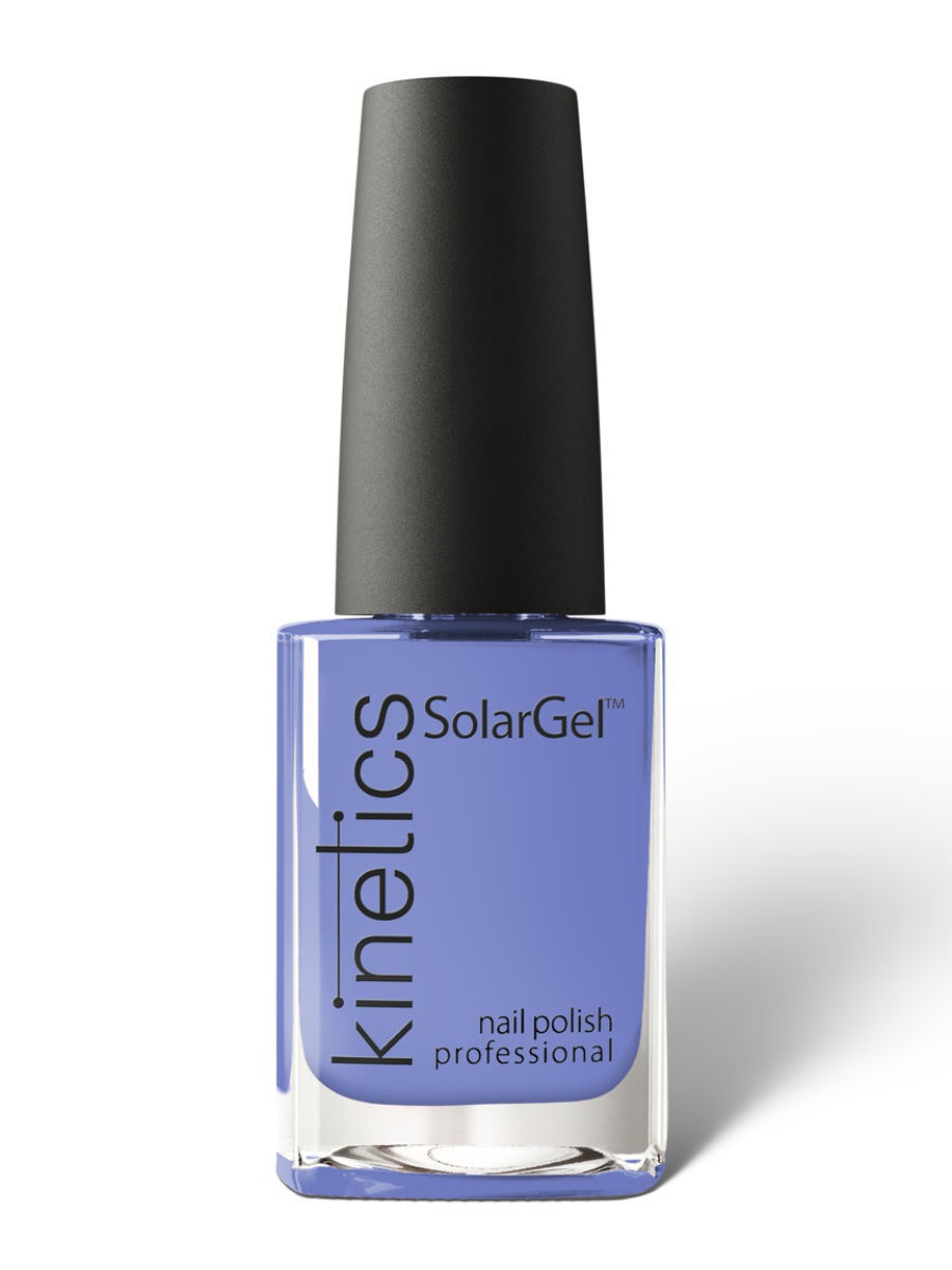Лаки для ногтей Kinetics Профессиональный лак SolarGel Polish 15 мл, тон № 385 Love In the snow, Kinetics kinetics гель лак shield 11 мл тон 318