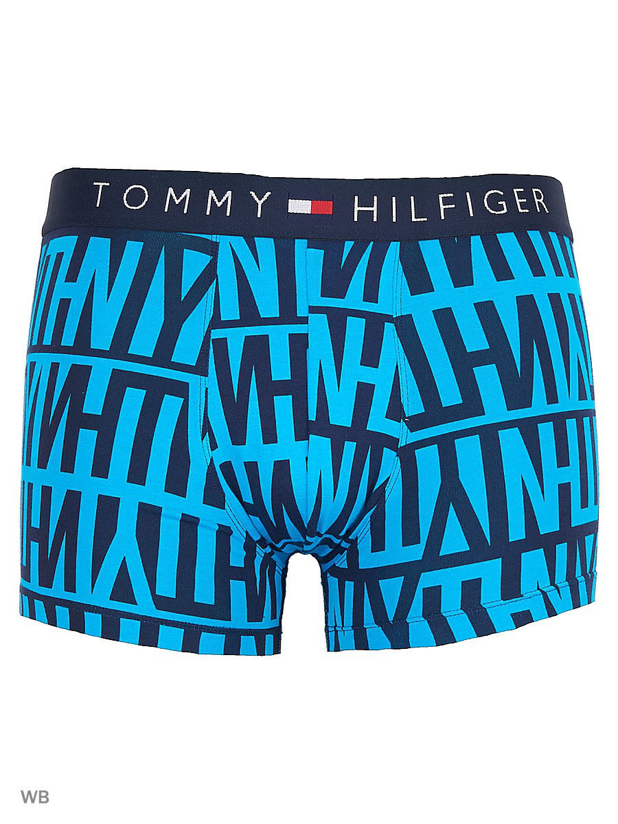 Трусы Tommy Hilfiger Трусы - 2 шт. блуза tommy hilfiger denim tommy hilfiger denim to013ewufk16