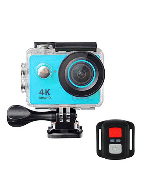 Экшн камера EKEN H9R BLUE Ultra HD 4K 25 fps Артикул:H9R BLUE , шт,