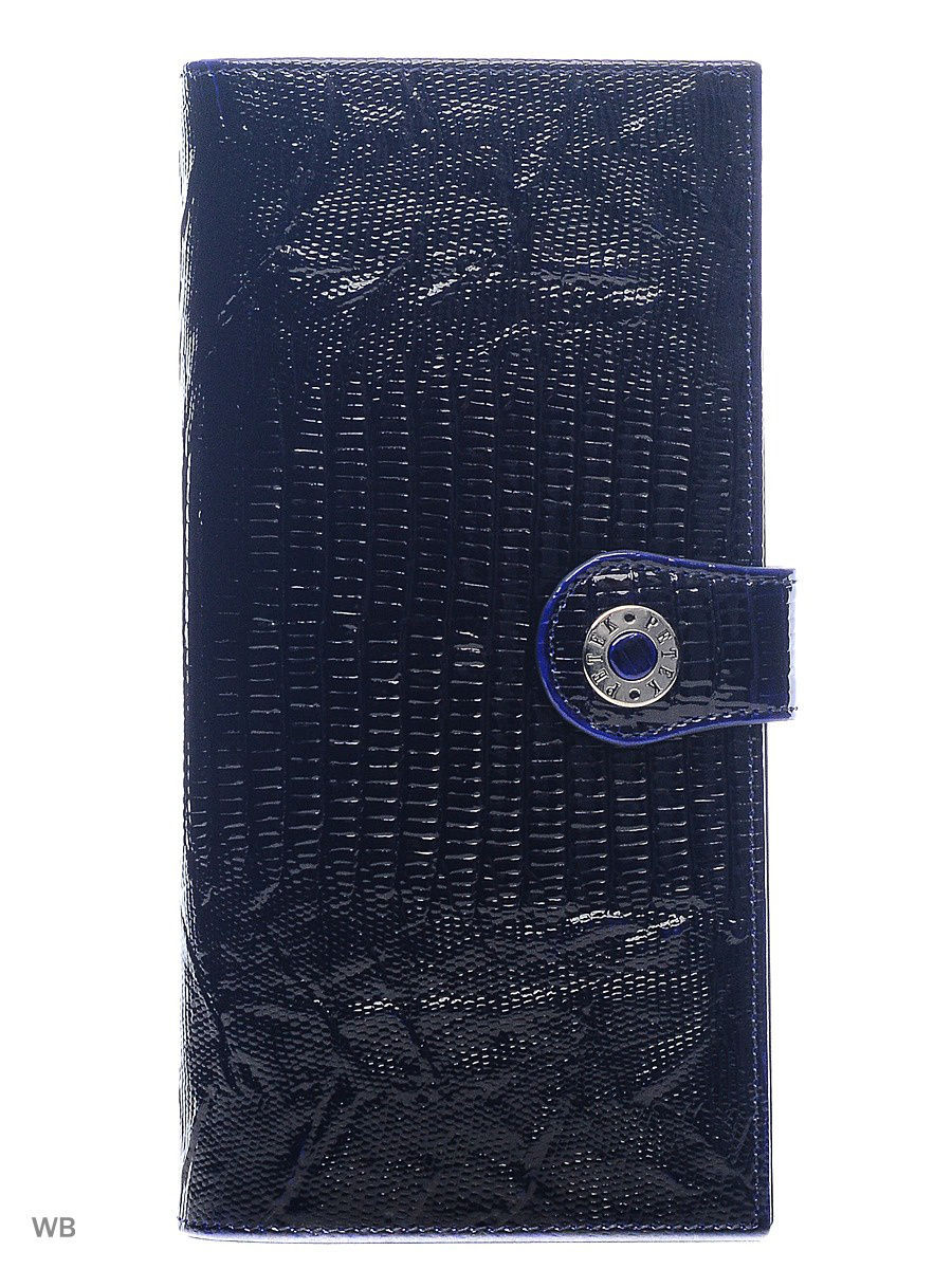 Кошелек Petek 441.41V+M52.F60D.Navy-D.Purple