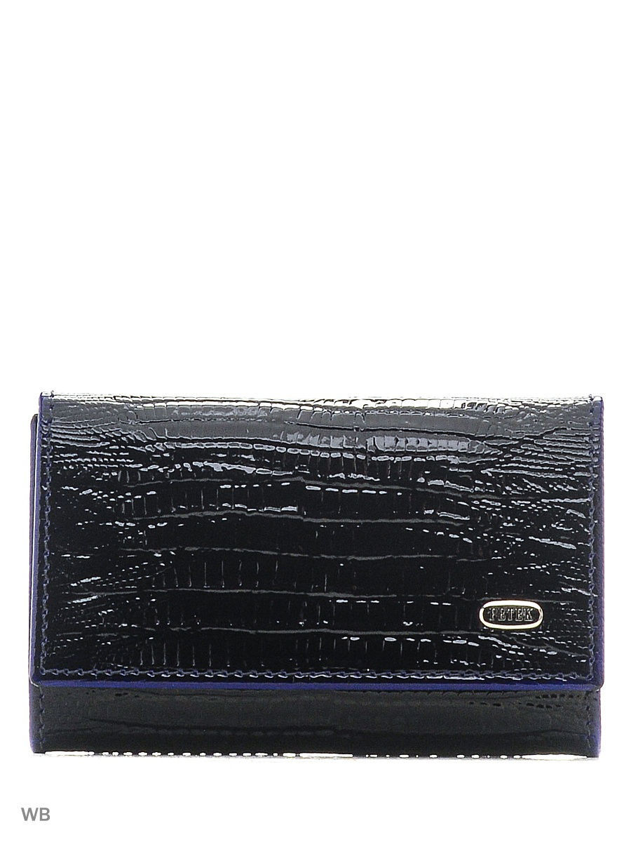 Кошелек Petek 505.41V+M52.F60D.Navy-D.Purple