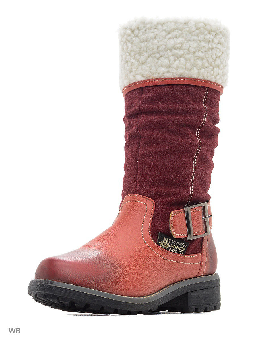Сапоги King Boots KB2127RT/FARBE