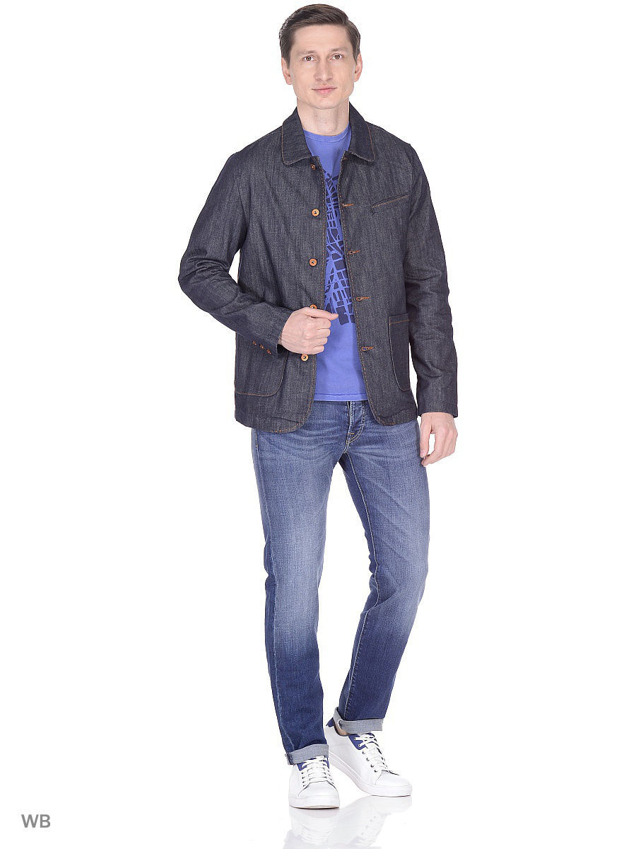 Куртка Pepe Jeans London PM401511AA0/000DENIM