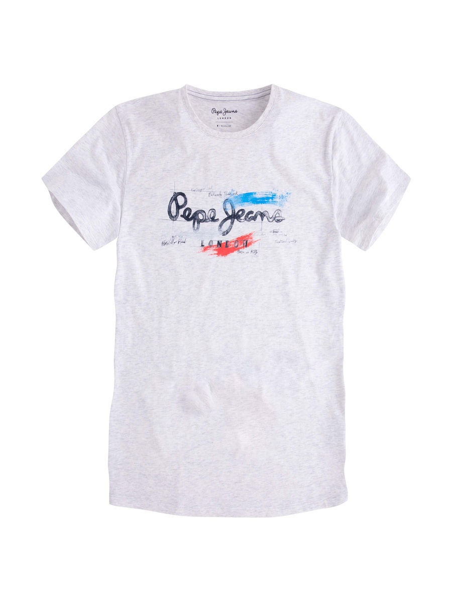 Футболка Pepe Jeans London PM503911/816NATURAL