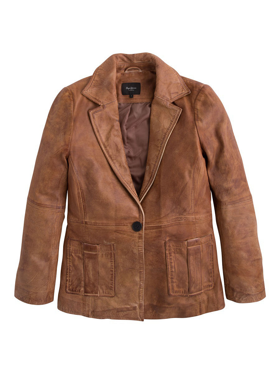 Куртка Pepe Jeans London PL401296/879COGNAC