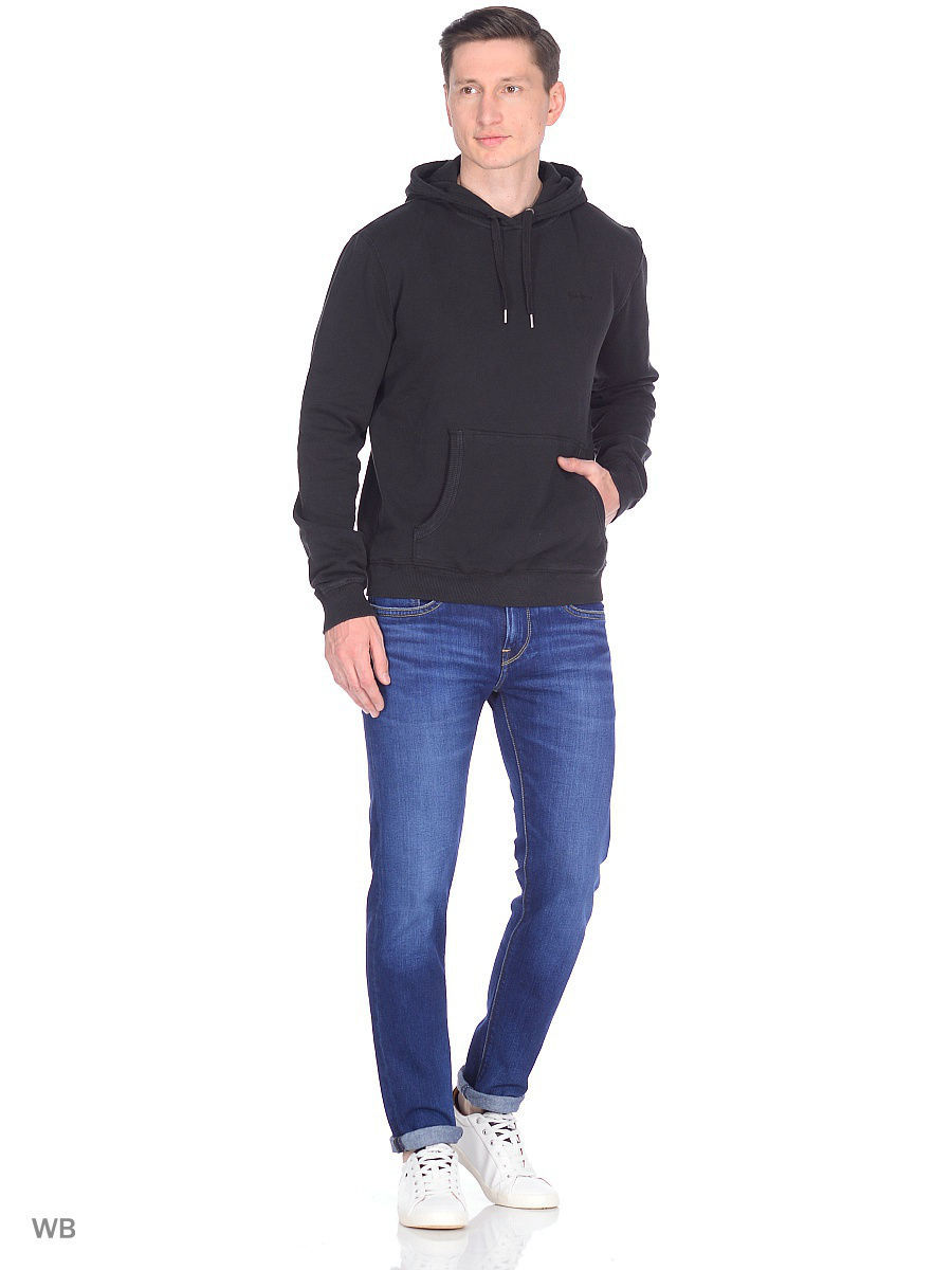 Толстовка Pepe Jeans London PM581155/999BLACK