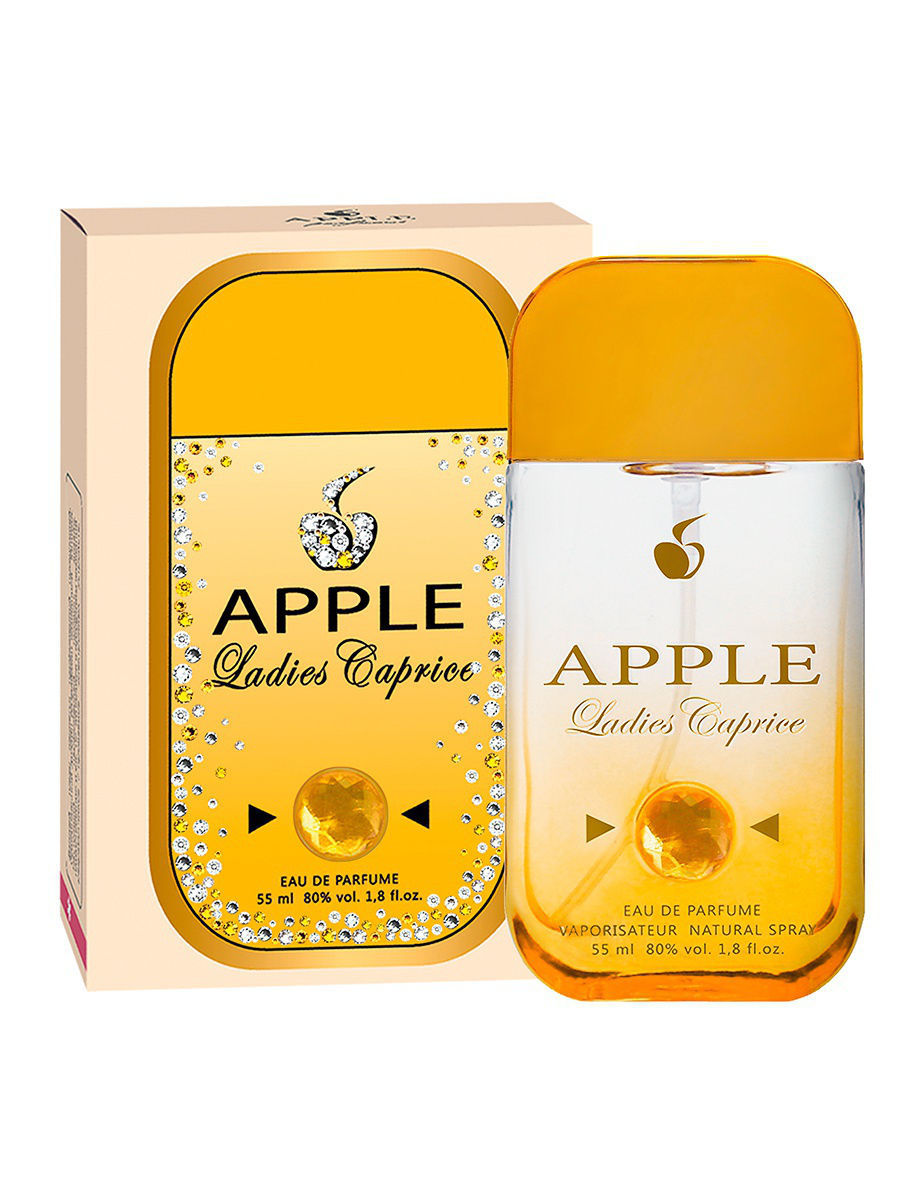 Парфюмерная вода APPLE PARFUMS Эппл Лэдис Каприс (Apple Ladies Caprice) аксессуары эппл