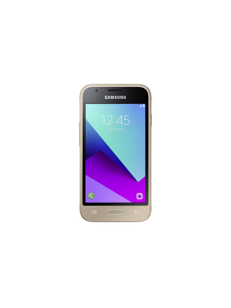 Смартфоны Samsung Cмартфон Galaxy J1 Mini Prime 8Gb Gold samsung galaxy j1 сколько стоит