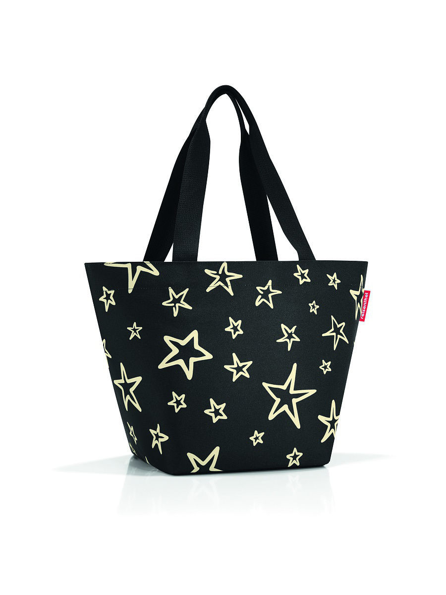 Сумки Reisenthel Сумка Shopper M stars люстра crystal lux sempre sp8 4