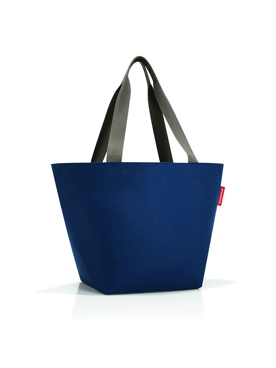 Сумки Reisenthel Сумка Shopper M dark blue недорого