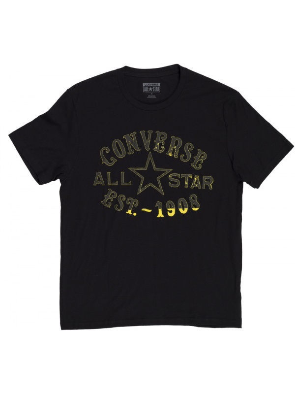 Футболка Converse Футболка AMT  CNVRS ALL STAR HERITAGE TEE футболка converse футболка amt streaming color skull tee