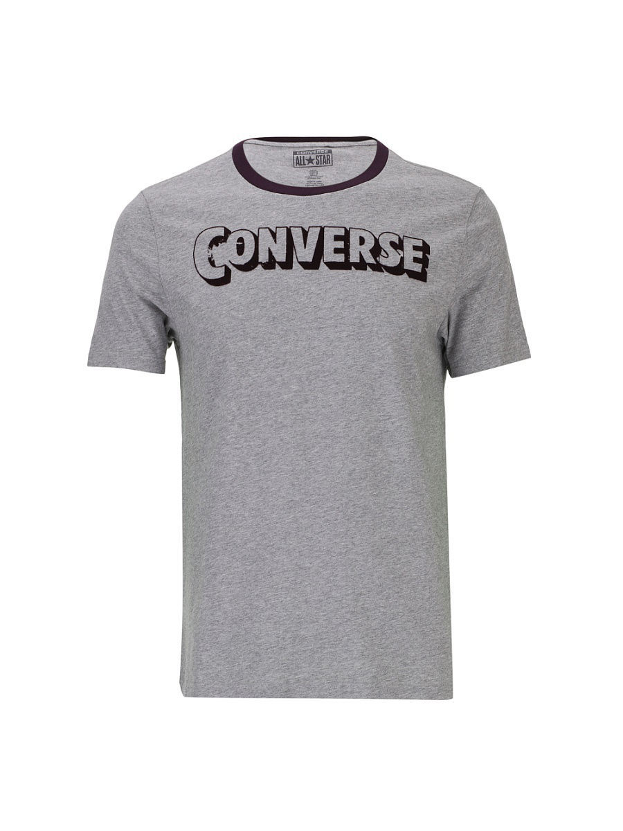 Футболка Converse Футболка AMT VINTAGE RINGER CREW TEE футболка converse футболка amt streaming color skull tee