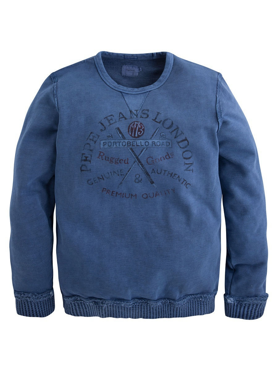 Свитшоты PEPE JEANS LONDON Свитшот футболка поло quelle man s world 878862