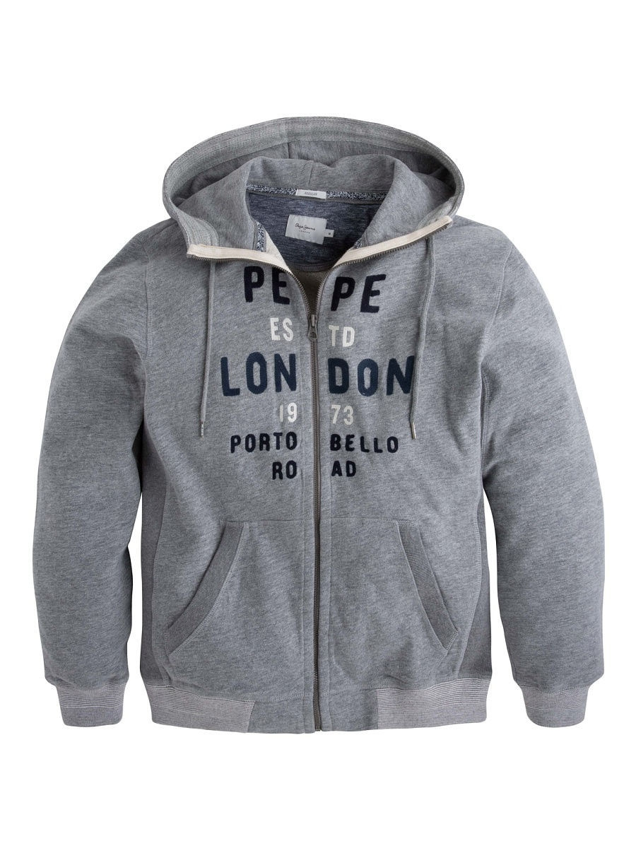 Толстовка Pepe Jeans London PM581147/933GREYMARL