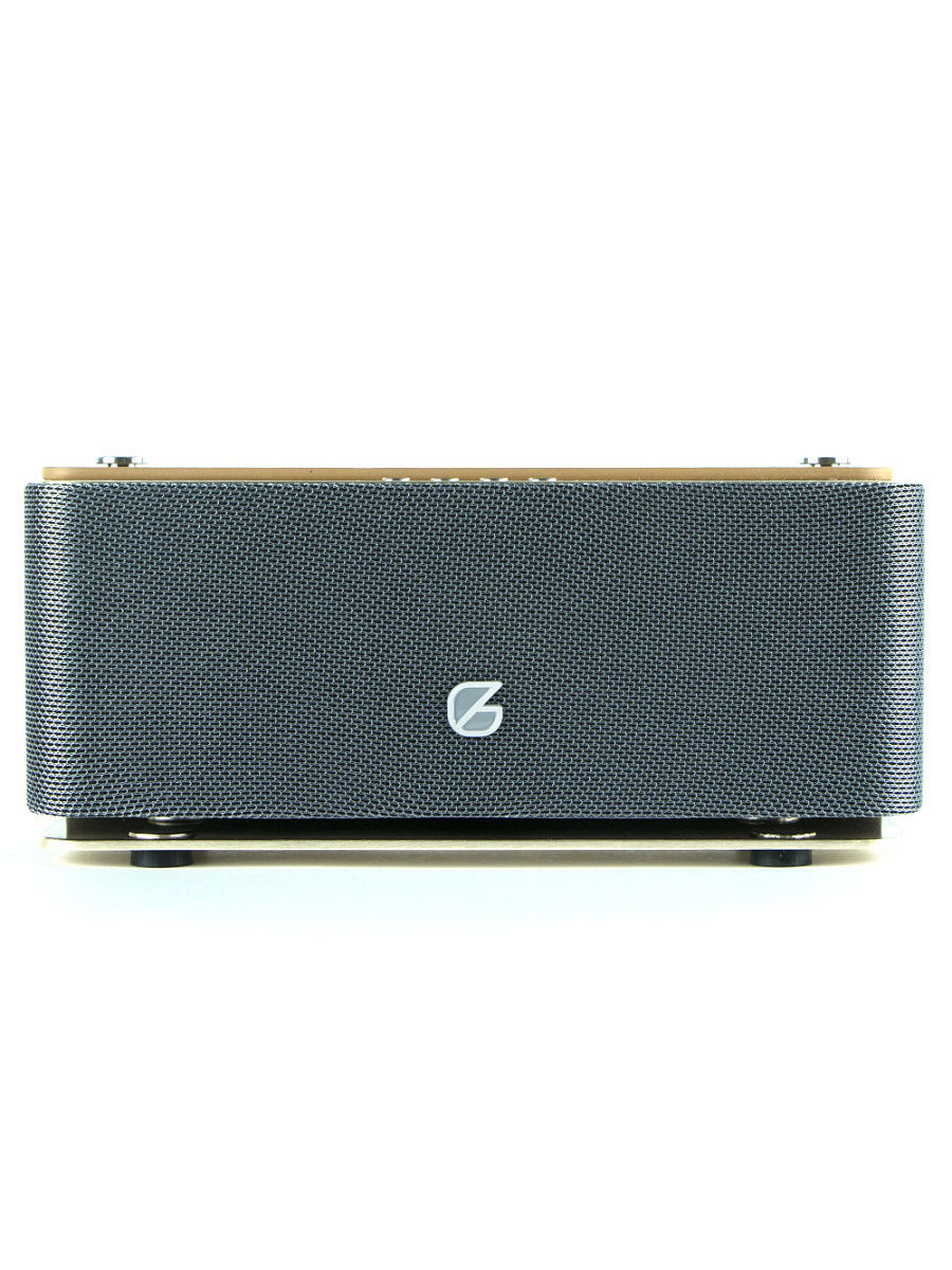 Колонки GZ electronics Портативная колонка GZ-44 Gold genius sp 906bt red портативная колонка