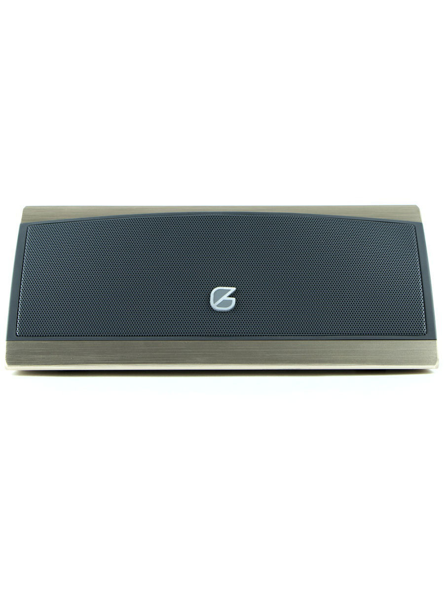 Колонки GZ electronics Портативная колонка GZ-66 Gold genius sp 906bt red портативная колонка