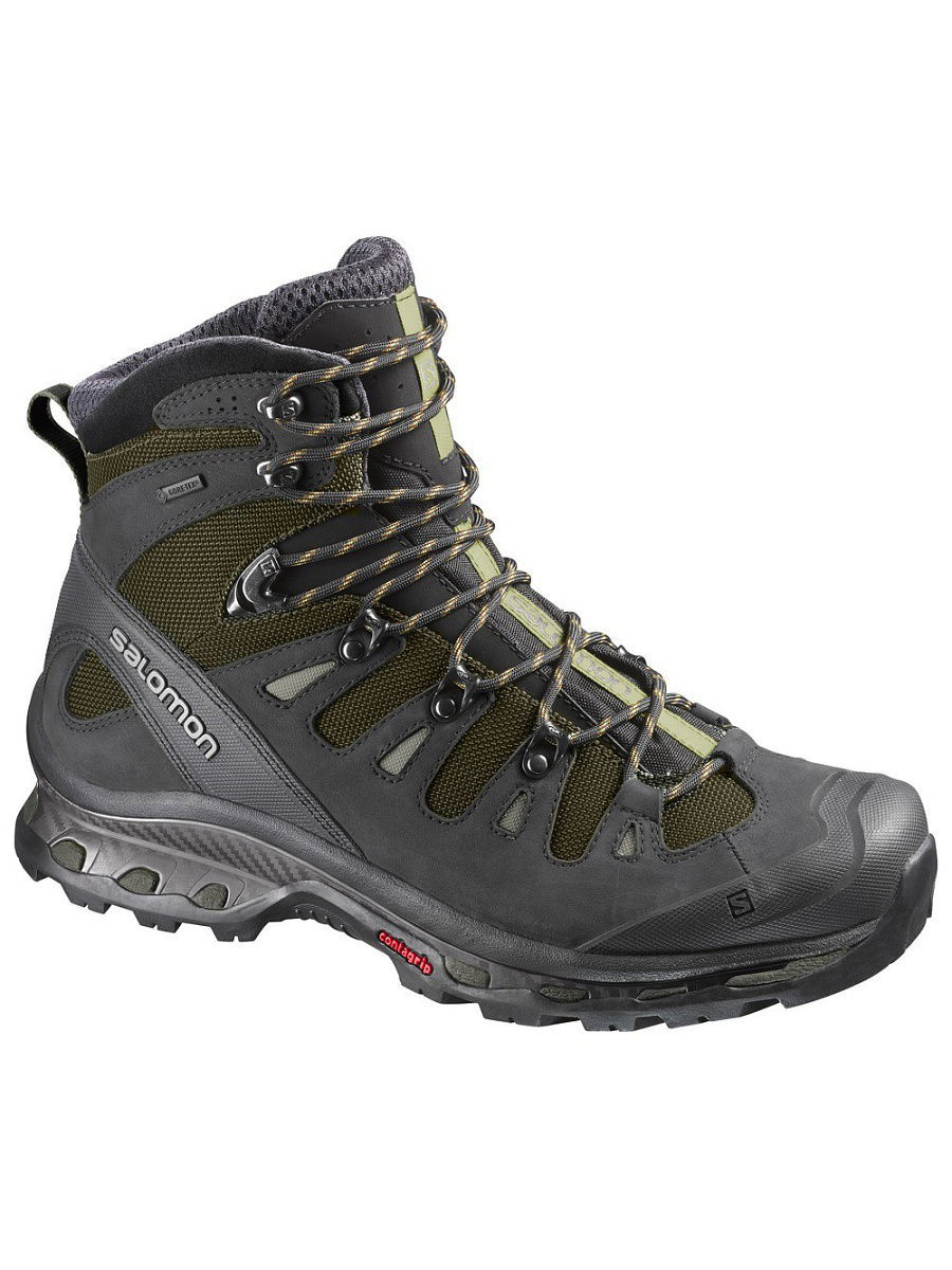 Ботинки SALOMON Ботинки SHOES QUEST 4D 2 GTX GR/ASPH/TI aqua quest 2 10m 5 25g