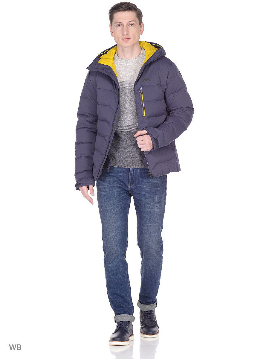 Куртки Helly Hansen Куртка SWIFT LOFT JACKET пуховик terrex swift icezeit jacket