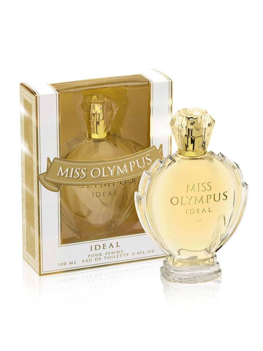 Туалетная вода MISS OLYMPUS Туалетная вода Miss Olympus Ideal 100 ml/ж miss selfridge mi035ewojz06