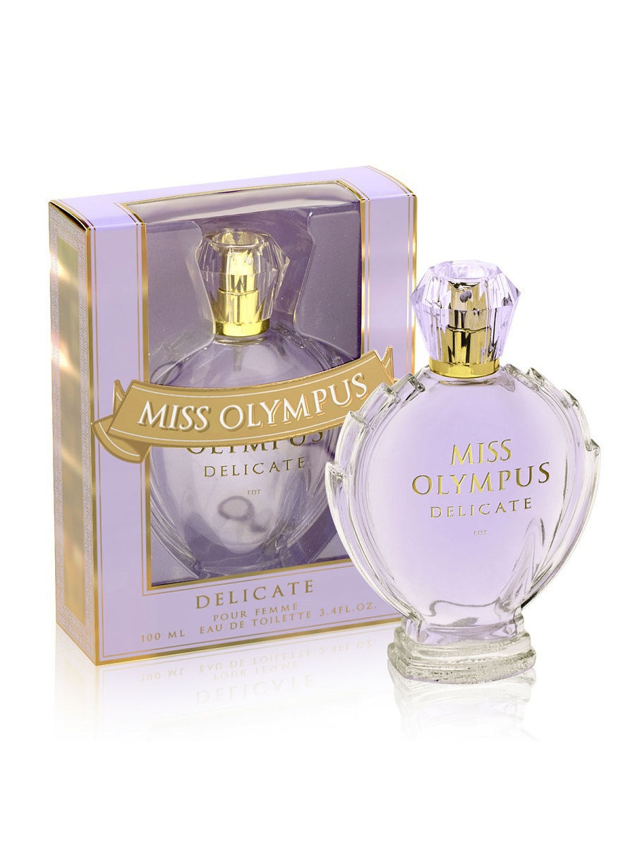Туалетная вода MISS OLYMPUS Туалетная вода Miss Olympus Delicate 100 ml/ж лоферы miss selfridge miss selfridge mi035awvqn60