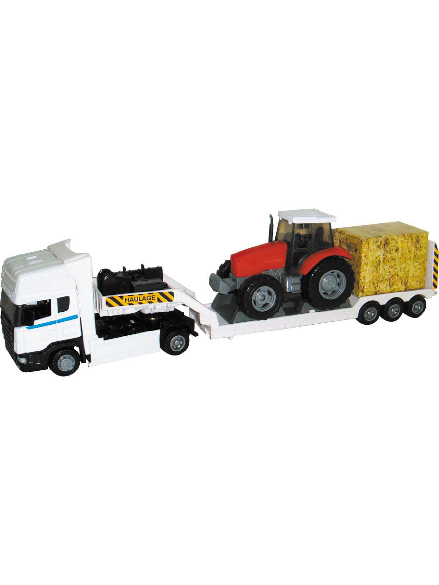 Машинки AUTOTIME Машина Scania tractor transport out of print italeri 1 24 scania r143 streamline tractor cab special edition kit itl726