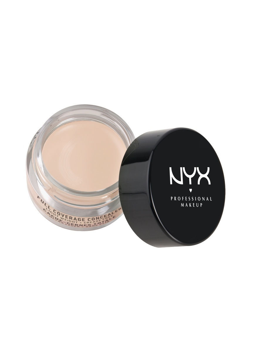 Корректоры NYX PROFESSIONAL MAKEUP Консилер для лица в баночке. CONCEALER JAR ALABASTER 00 new original vb2 16mr a plc 24vdc 8 point input 8 point output main unit