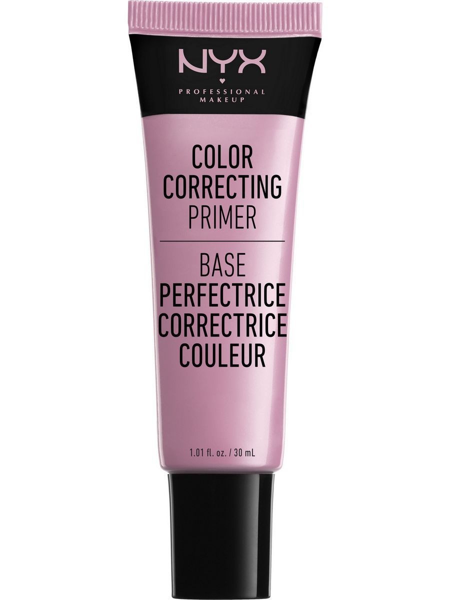 Основы под макияж NYX PROFESSIONAL MAKEUP Сc праймер для лица. COLOR CORRECTING LIQUID PRIMERS- PINK 03 праймер nyx professional makeup big