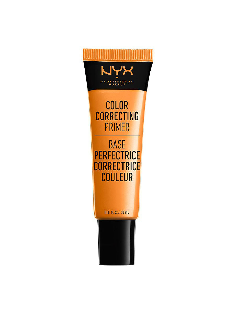 Основы под макияж NYX PROFESSIONAL MAKEUP Сc праймер для лица. COLOR CORRECTING LIQUID PRIMERS- PEACH 04 праймер nyx professional makeup big