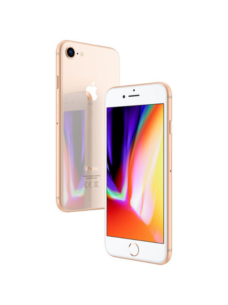 Смартфоны Apple Смартфон iPhone 8 64Gb Gold смартфоны