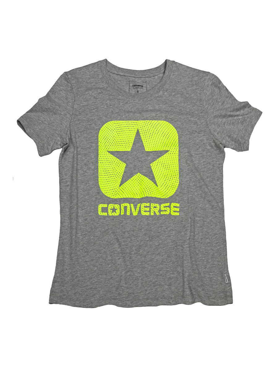 Футболка Converse Футболка Reflective Fill Box Star Tee футболка converse футболка amt streaming color skull tee
